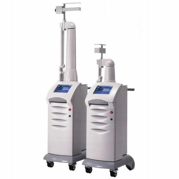 炭酸ガスレーザーに使用する機器です。